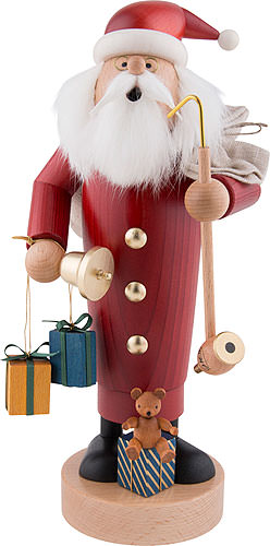 Smoker - Santa Claus (25cm/10 inch) by KWO - United states