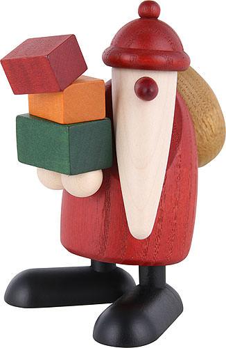 santa claus carrying presents 9 cm by bj rn k hler. Black Bedroom Furniture Sets. Home Design Ideas