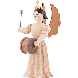 Angel with Drum - 7 cm / 2.8 inch