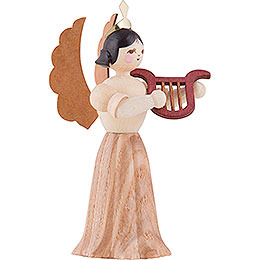Angel with Lyre - 7 cm / 2.8 inch