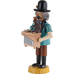 Smoker - Hand Organ Player - 18 cm / 7 inch