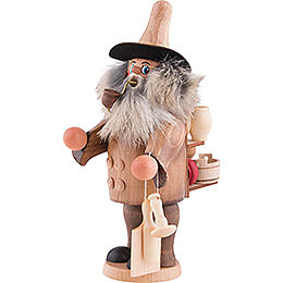Smoker - Woodwork Salesman - 24,5 cm / 10 inch