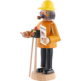 Smoker - Construction Manager - 17 cm / 7 inch