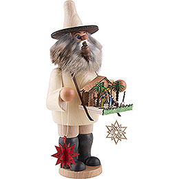 Smoker - Nativity Set Salesman - 25 cm / 10 inch