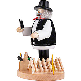Smoker - Carpenter - 22 cm / 8.7 inch