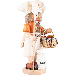 Nutcracker - Baker Natural - 39 cm / 15.4 inch