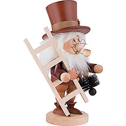 Smoker - Gnome Chimney Sweep - 31,0 cm / 12 inch