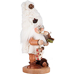 Smoker - Gnome Christmas in the Forest - 31,0 cm / 12.2 inch