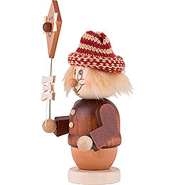 Smoker - Mini-Gnome Girl with Kite - 12,5 cm / 5 inch