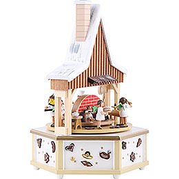 Music Box Angel Bakery - 34 cm / 13 inch