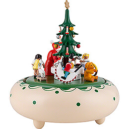 Music Box - Distribution of Presents - 18 cm / 7.1 inch
