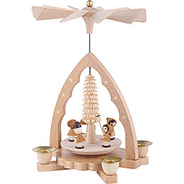 1-Tier Pyramid - Lantern-Children - 19 cm / 7 inch