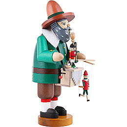 Smoker - Puppet Player with Music Tune - 36 cm / 14 inch