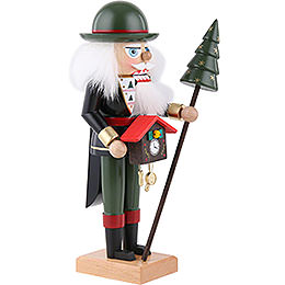 Nutcracker - Clock Dealer - 27 cm / 10.6 inch