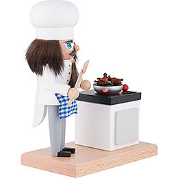 Nutcracker - Cook with Smoking Stove - 22 cm / 8.7 inch