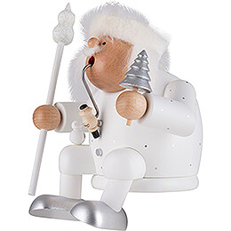 Smoker - Father Frost - Edge Stool - 16 cm / 6.3 inch