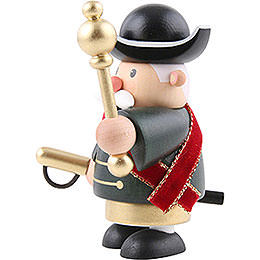 Smoker - King of Saxony - 10 cm / 4 inch