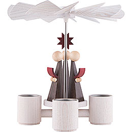 1-Tier Pyramid - Caroler - 26 cm / 10.2 inch