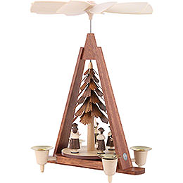 1-Tier Pyramid - Carolers - 29 cm / 11 inch