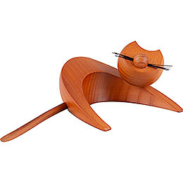 Cat Ocher - Lying  - 3 cm / 1.2 inch