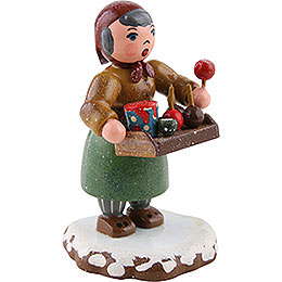 Winter Children Sweet Fruits - 6,5 cm / 2,5 inch
