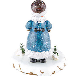 Winter Children Girls Sledge with Children - 7 cm / 2,5 inch