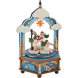 Music Box Silent Night - 26 cm / 10 inch