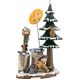 Winter Children Zschorlauer Moon Cleaner - 15cm/6 inch