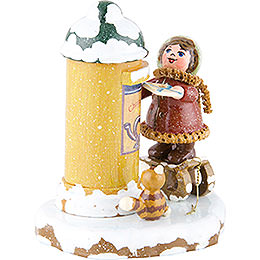 Winter Children Christ Child Post - 7 cm / 3 inch