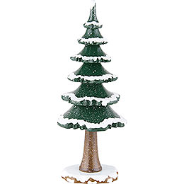 Winter Children Big Tree - 19 cm / 7,5 inch