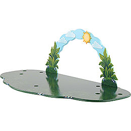 Meadow with Sky Arch - 80x38x27 cm / 31,5x15x10,5 inch