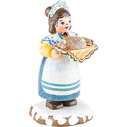 Winter Children Sugar Baker - 7 cm / 3 inch