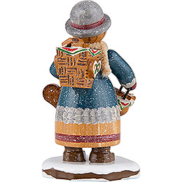 Winter Children Gingerbread Baker - 7 cm / 2.8 inch
