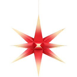 Annaberg Folded Star for Indoor Red-Yellow - 35 cm / 13.8 inch
