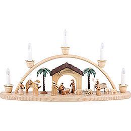 Candle Arch - The Crib - 50 cm / 24 inch