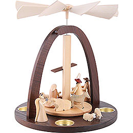 1-Tier Pyramid - Nativity Scene