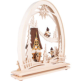 Seidel Arch Winter Children - 31x33 cm / 12.2x13 inch