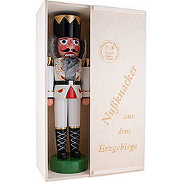 Nutcracker - King White - 75 cm / 29.5 inch