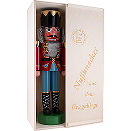 Nutcracker - King Dark Red - 75 cm / 29.5 inch