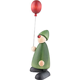 Well-Wisher Linus with Balloon - 17 cm / 6.7 inch