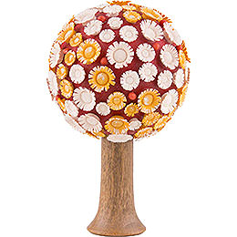 Blossom-Tree Yellow/White/Red - 7,5 cm / 3 inch