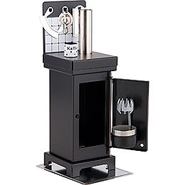 Smoking Stove - The Classic Black - 19 cm / 7.5 inch
