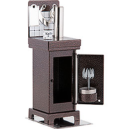 Smoking Stove - The Classic Copper - 19 cm / 7.5 inch