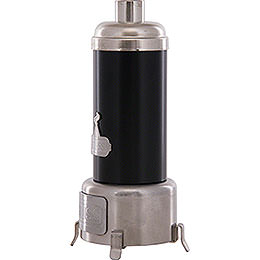 Smoking Stove - Bathing Stove Black - 14 cm / 5.5 inch