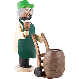 Smoker - Beer Roundsman 17 cm / 7.9 inch
