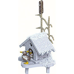 Duck House - 4 cm / 1.5 inch