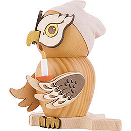 Smoker - Owl Sleepy Head - 15 cm / 5.9 inch