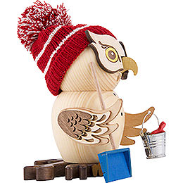 Smoker - Owl Snow Sweeper - 15 cm / 5.9 inch