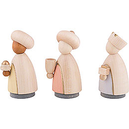 The Three Wise Men - Colored - Large - 9,5 cm / 3.7 inch