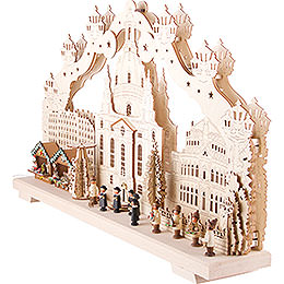 Candle Arch - Striezel Market of Dresden - 70x40 cm / 27.5x15.7 inch